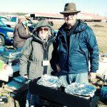 Our tremendous organizers Martin & Kathy Powell